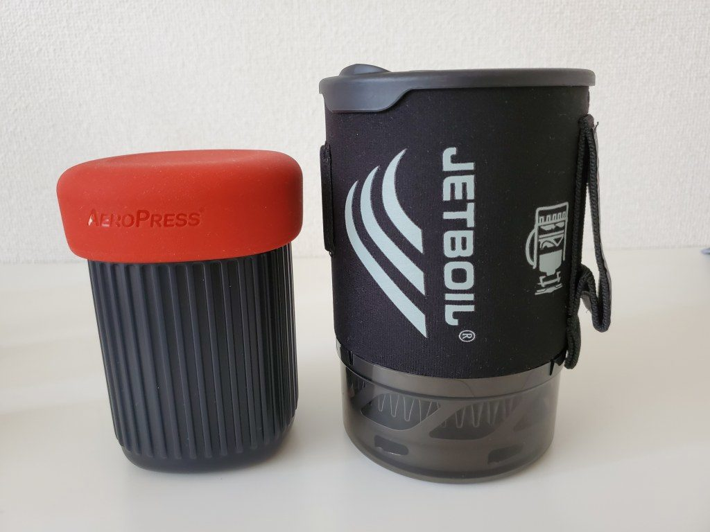 AeroPress 10R11 Go Travel